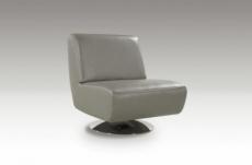 fauteuil de bureau design xera, gris clair