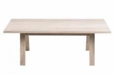 table basse alaia, chêne massif et plaqué