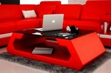 table basse design alma rouge - Table Basse Rouge Et Noir