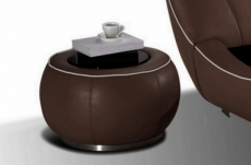chevet de qualité supérieure luxen, chocolat