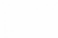 canapé d'angle vendome en cuir haut de gamme italien vachette vénésetti. cuir prestige luxe rouge n°065 blanc n°781. angle à gauche vu de face. 2 tables ritz offertes - vénésetti