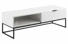 meuble tv design de qualité avec rangement spacieux, koster