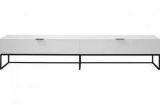 meuble tv design de qualité avec rangement spacieux, koty