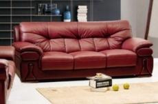 canapé 3 pièces oxford en cuir luxe italien vachette