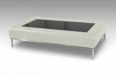 table basse design conti, ecru