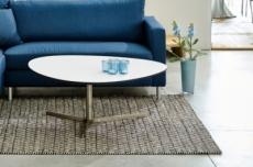 table basse design, blanche pizoni