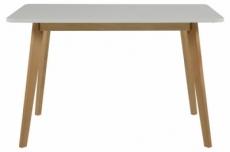 table à manger rosanne, table et plateau en bois