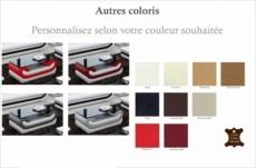 superbe table basse candide, couleurs personnalisées