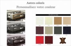 table basse design de qualité, couleur personnalisée, xeri