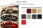 canapé d'angle 8 places nora couleur personnaliséé, angle gauche et méridienne à droite