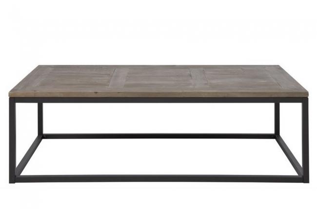 table basse roca, plateau en sapin