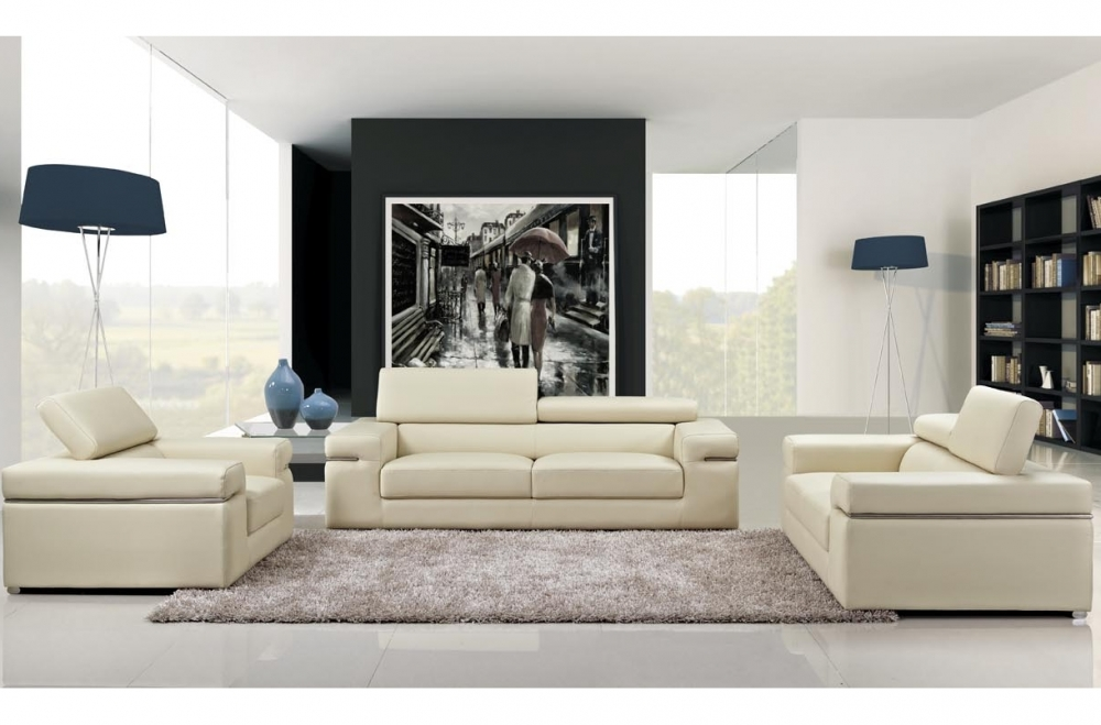 Canap mobilier priv for Mobilier contemporain luxe