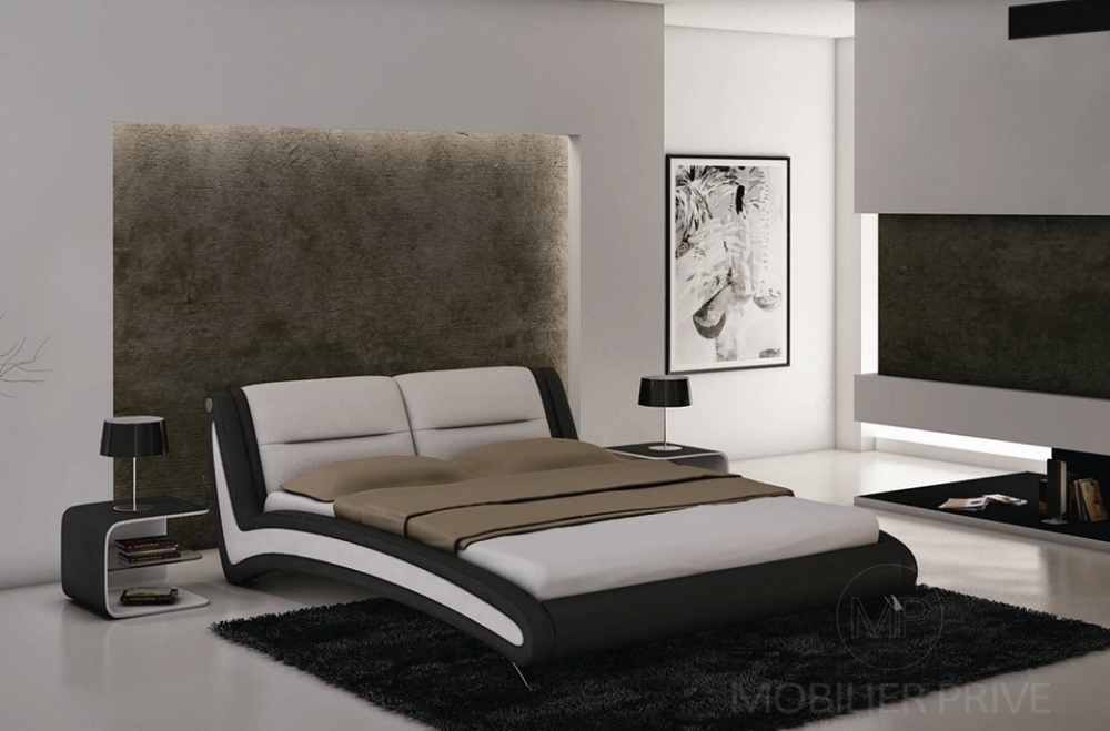 lit adulte design italien. Black Bedroom Furniture Sets. Home Design Ideas