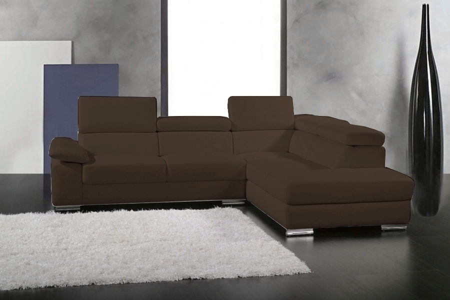 canap d 39 angle petit helsinki en cuir haut de gamme italien vachette v n setti cuir prestige. Black Bedroom Furniture Sets. Home Design Ideas