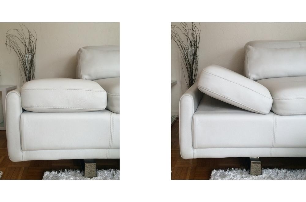 canap d 39 angle en cuir italien 6 7 places izen couleur personnalis e mobilier priv. Black Bedroom Furniture Sets. Home Design Ideas