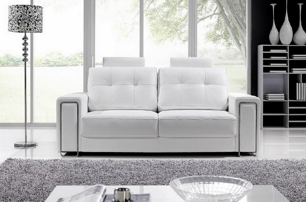 Canapé 2 places en cuir prestige luxe haut de gamme ...