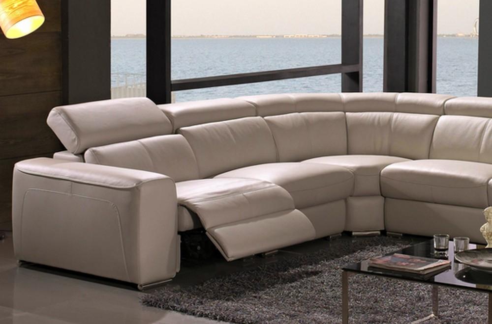 canap d 39 angle double relax en cuir de buffle italien de luxe 7 8 places maxirelax beige angle. Black Bedroom Furniture Sets. Home Design Ideas