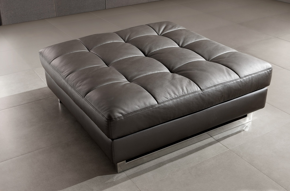 canap d 39 angle en cuir buffle italien de luxe 7 8 places penthouse noir angle droit mobilier. Black Bedroom Furniture Sets. Home Design Ideas