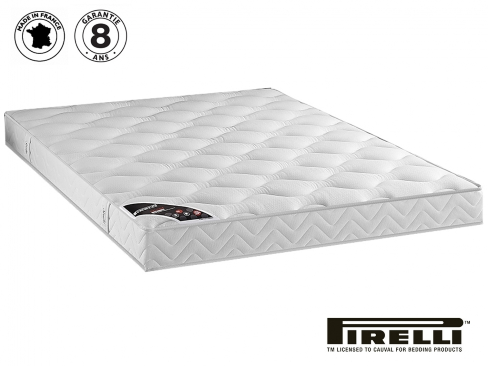 matelas salome 180x200 100 latex pirelli mobilier priv. Black Bedroom Furniture Sets. Home Design Ideas