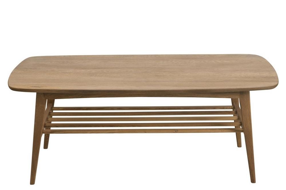 Table basse WENDA, bois de qualité